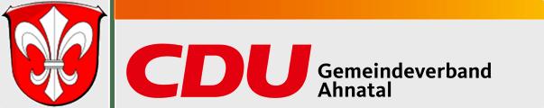 Logo von CDU Ahnatal