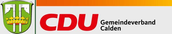 Logo von CDU Calden