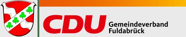 Logo von CDU Fuldabrück