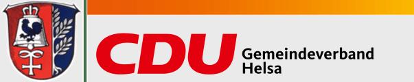 Logo von CDU Helsa