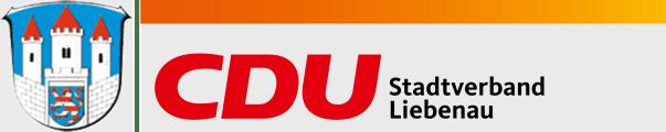 Logo von CDU Liebenau (Hessen)