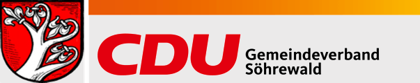 Logo von CDU Söhrewald