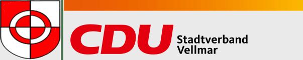Logo von CDU Vellmar