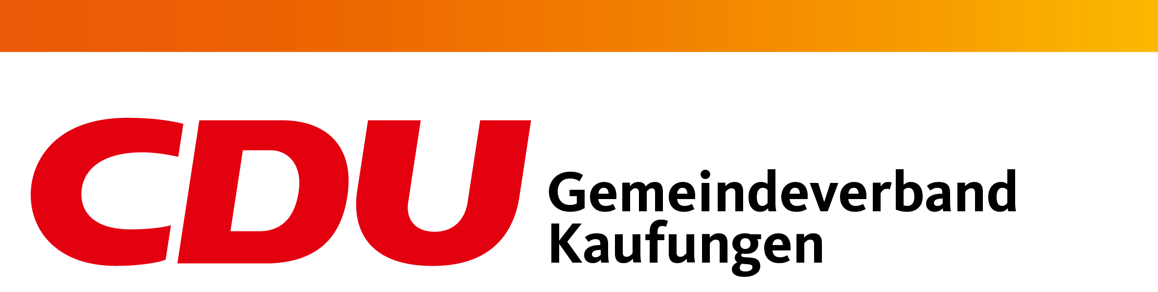 Logo von CDU Kaufungen