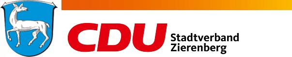 Logo von CDU Zierenberg