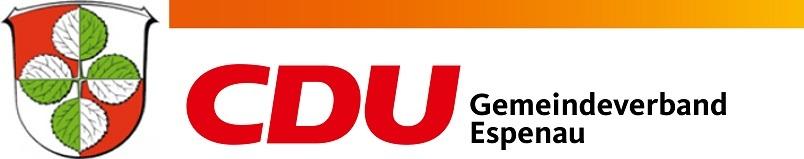 Logo von CDU Espenau