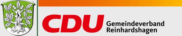 Logo von CDU Reinhardshagen