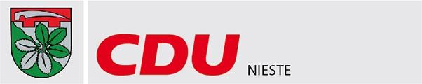 Logo von CDU Nieste